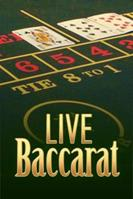 7 Seat Baccarat Live